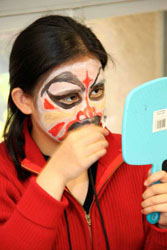 Pekin Face Painting